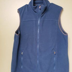 REI Fleece Zipper Vest